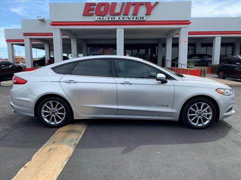 2017 Ford Fusion Hybrid for sale in Phoenix, AZ