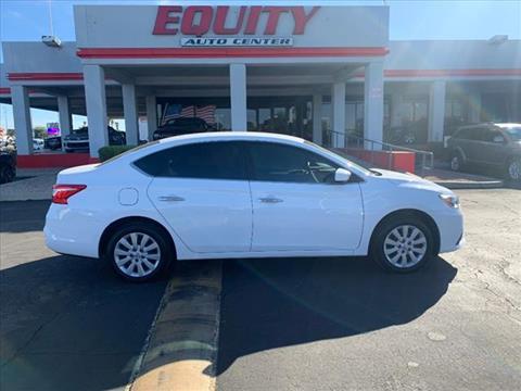 2018 Nissan Sentra for sale in Phoenix, AZ