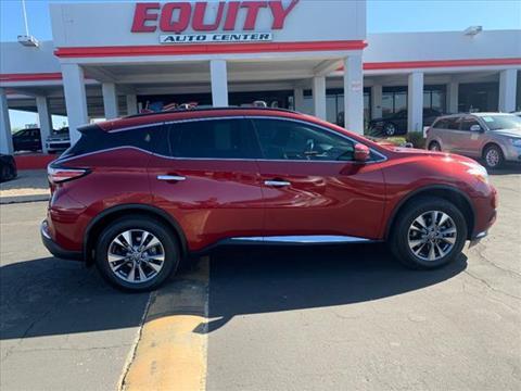 2016 Nissan Murano for sale in Phoenix, AZ