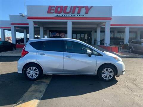 2017 Nissan Versa Note for sale at EQUITY AUTO CENTER in Phoenix AZ