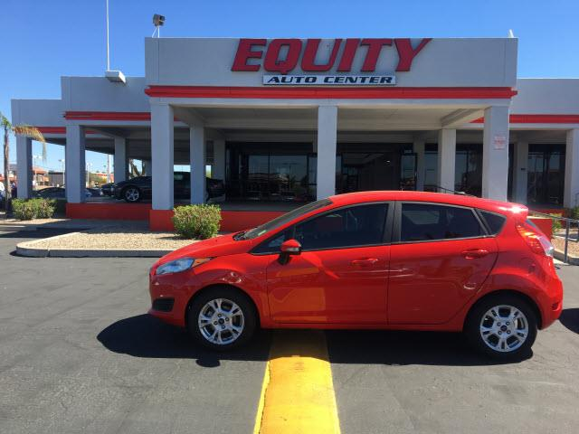 2015 FORD FIESTA SE 4DR HATCHBACK red sync - satellite communicationsimpact sensor post-collisio