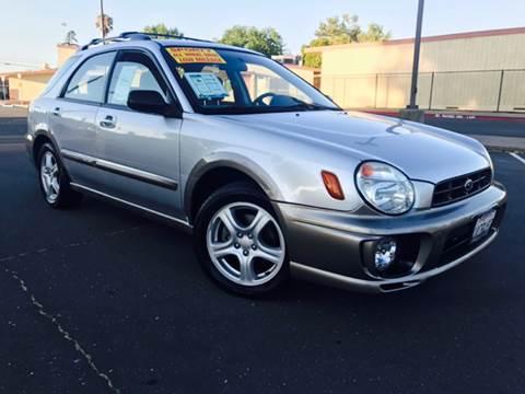 2002 Subaru Impreza for sale in Sacramento, CA