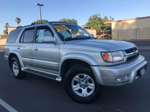 2001 Toyota 4Runner for sale in Sacramento, CA