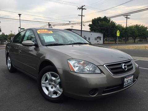 2003 Nissan Altima for sale in Sacramento, CA