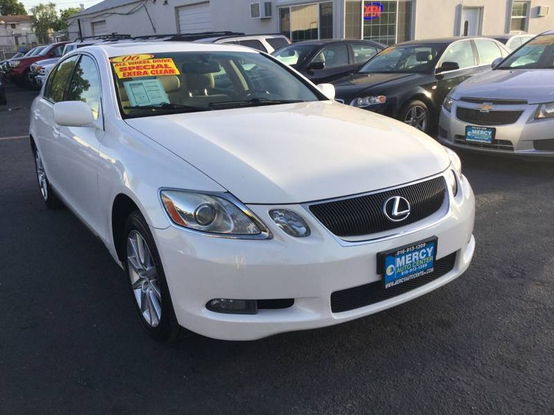 2006 Lexus GS 300 For Sale At Mercy Auto Center In Sacramento CA