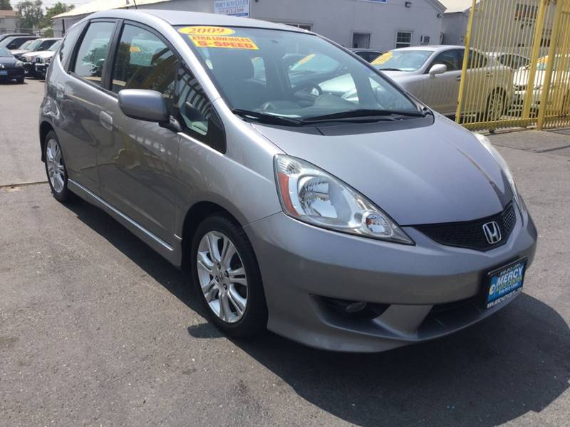 2009 Honda Fit For Sale At Mercy Auto Center In Sacramento CA