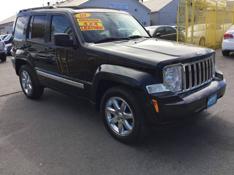 2008 Jeep Liberty For Sale At Mercy Auto Center In Sacramento CA