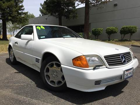1994 Mercedes-Benz SL-Class for sale in Sacramento, CA