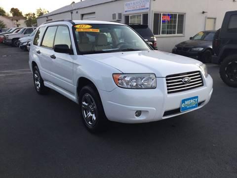 2007 Subaru Forester for sale in Sacramento, CA