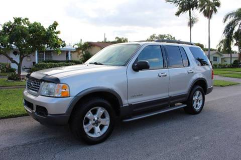 2005 Ford Explorer for sale in Hollywood, FL