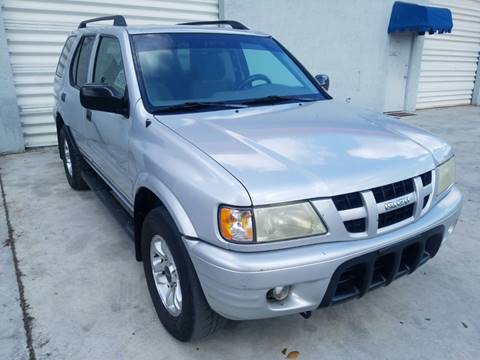 2003 Isuzu Rodeo for sale in Hollywood, FL