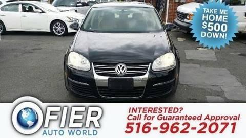 2007 Volkswagen Jetta for sale in Hempstead, NY