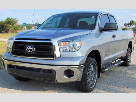 2013 Toyota Tundra for sale in West Palm Beach, FL