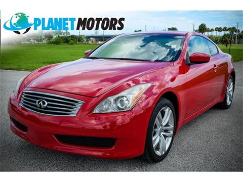 2010 Infiniti G37 Coupe for sale in West Palm Beach, FL