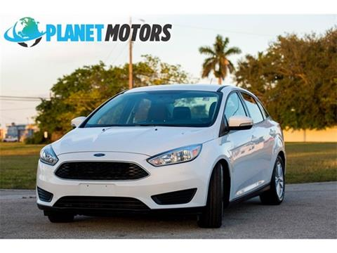 ford focus for sale in west palm beach fl. Black Bedroom Furniture Sets. Home Design Ideas