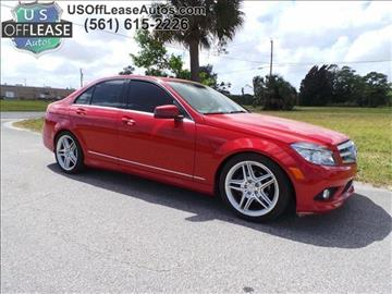 2010 Mercedes-Benz C-Class for sale in West Palm Beach, FL