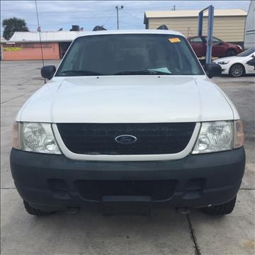 2005 Ford Explorer for sale in Fort Pierce, FL