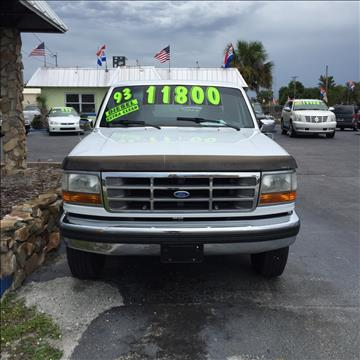 1993 Ford F-250 for sale in Fort Pierce, FL