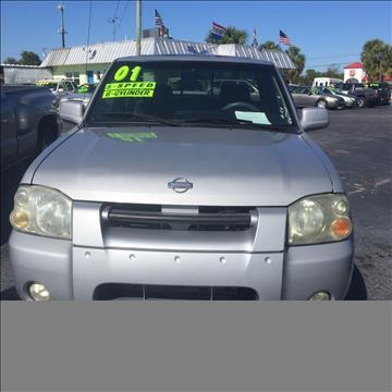 2001 Nissan Frontier for sale in Fort Pierce, FL