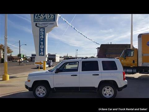 2014 Jeep Patriot for sale in Colorado Springs, CO