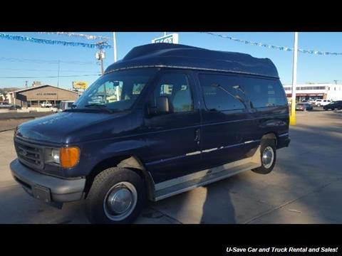 2006 Ford E-Series Wagon for sale in Colorado Springs, CO