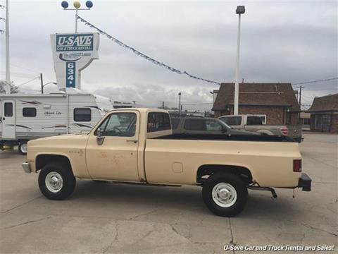 1984 Chevrolet C/K 10 Series for sale in Colorado Springs, CO