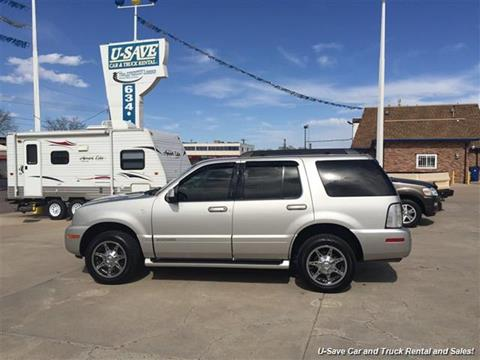 2007 Mercury Mountaineer for sale in Colorado Springs, CO