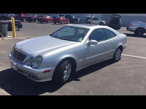 2001 Mercedes-Benz CLK for sale in Las Vegas, NV