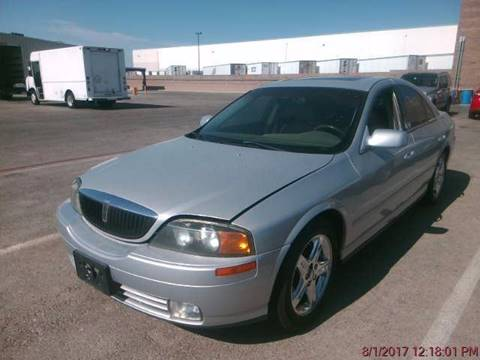 2001 Lincoln LS for sale in Phoenix, AZ