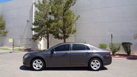 2011 Chevrolet Malibu for sale at LUXE Autos in Las Vegas NV