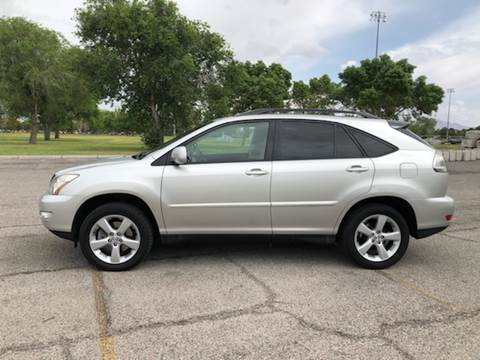 2005 Lexus RX 330 for sale at LUXE Autos in Las Vegas NV