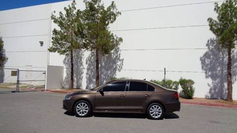 2011 Volkswagen Jetta for sale at LUXE Autos in Las Vegas NV
