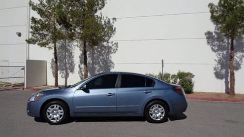 2011 Nissan Altima for sale at LUXE Autos in Las Vegas NV