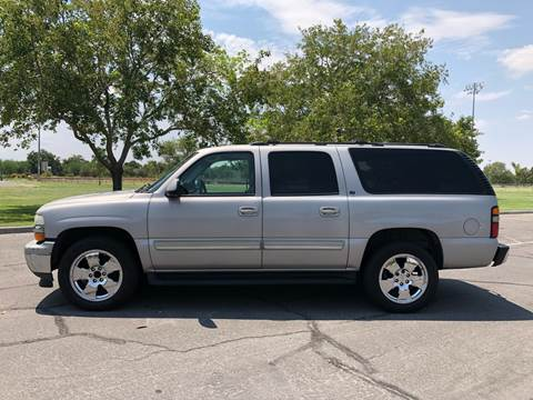2006 Chevrolet Suburban for sale at LUXE Autos in Las Vegas NV