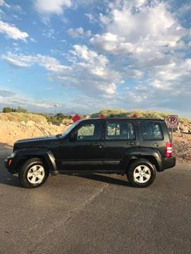 2012 Jeep Liberty for sale in Las Vegas, NV