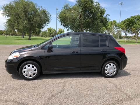 2011 Nissan Versa for sale at LUXE Autos in Las Vegas NV
