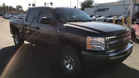 2007 Chevrolet Silverado 1500 for sale at LUXE Autos in Las Vegas NV