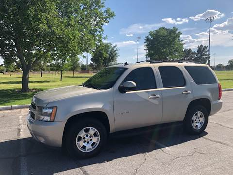 2007 Chevrolet Tahoe for sale at LUXE Autos in Las Vegas NV