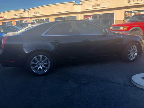 2008 Cadillac CTS for sale at LUXE Autos in Las Vegas NV