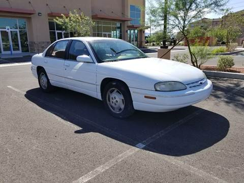 1999 Chevrolet Lumina for sale in Las Vegas, NV