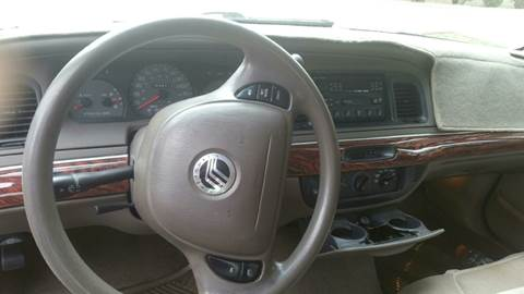 2001 Mercury Grand Marquis for sale at LUXE Autos in Las Vegas NV