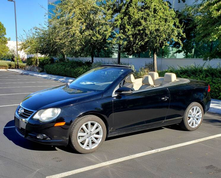 2009 Volkswagen Eos for sale at LUXE Autos in Las Vegas NV