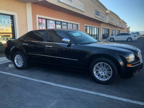 2010 Chrysler 300 for sale at LUXE Autos in Las Vegas NV