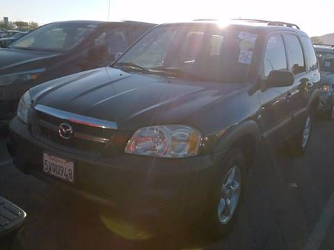 2006 Mazda Tribute for sale at LUXE Autos in Las Vegas NV