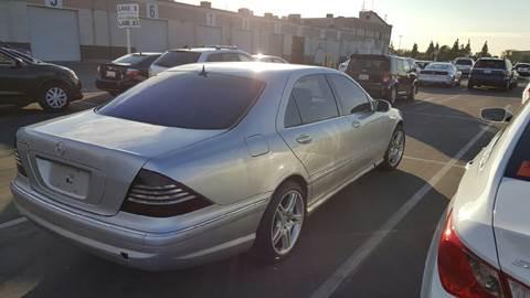 2003 Mercedes-Benz S-Class for sale in Phoenix, AZ