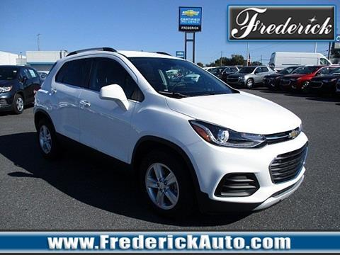 2018 Chevrolet Trax for sale in Lebanon, PA