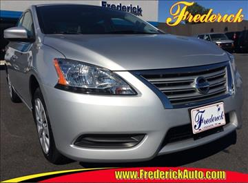2014 Nissan Sentra for sale in Lebanon, PA