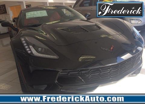 2017 Chevrolet Corvette for sale in Lebanon, PA