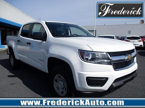 2017 Chevrolet Colorado for sale in Lebanon, PA