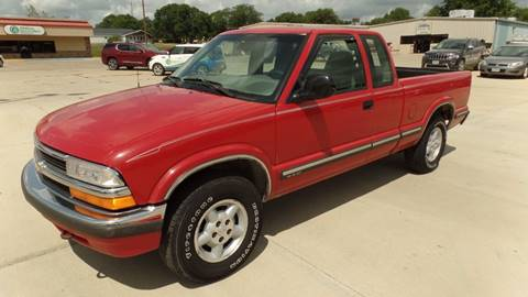 1998 Chevrolet S-10 for sale in Harlan IA